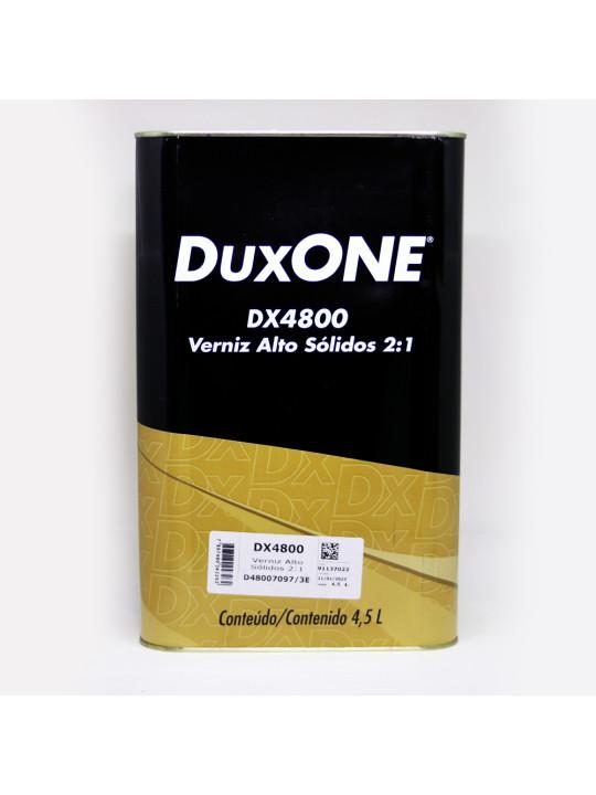 VERNIZ DUXONE PU BI COMPONENTE DX4800 - 2:1 AS  4.5L -AXALTA