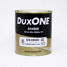 VERNIZ DUXONE PU BI COMPONENTE DX4800 - 2:1 AS  0.9L -AXALTA