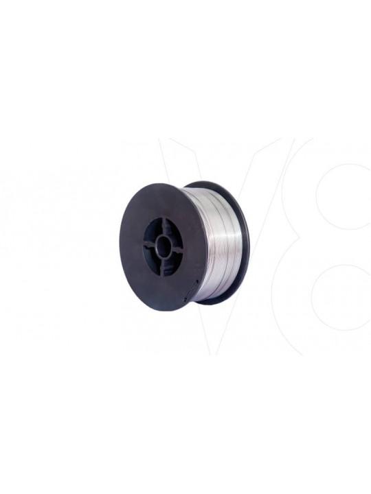 ARAME P/ SOLDA MIG V8 -1KG - 0,8MM -REVESTIDO - P/ USO SEM GAS - 2288