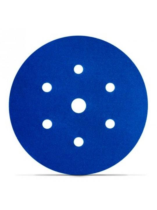 DISCO HOOKIT 3M BLUE - 321U P040 152MM-6